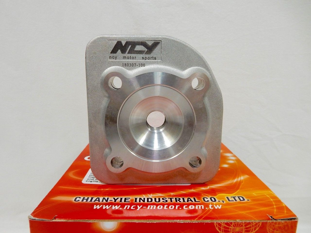 NCY 72cc CYLINDER BIG BORE KIT (10mm WRIST PIN) JOG MINARELLI HORIZONTAL