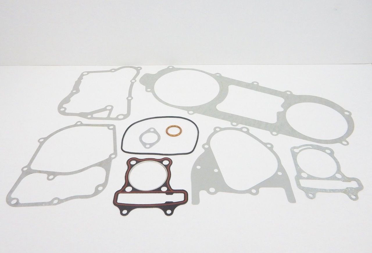 150cc (57mm BORE) GASKET SET FOR GY6 LONG CASE MOTOR