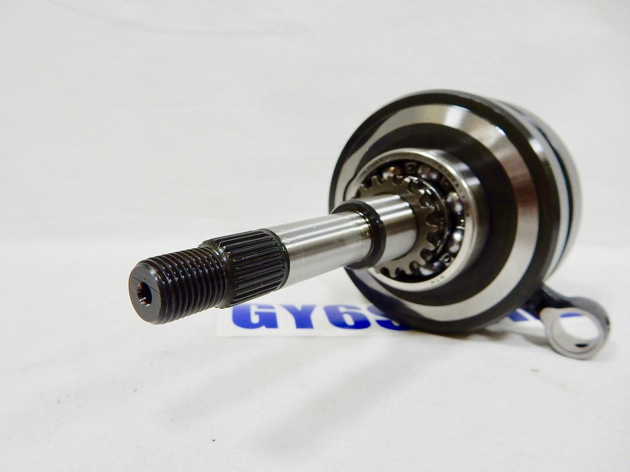 SSP-G 44mm STROKER CRANKSHAFT ASSEMBLY FOR 50cc 4-STROKE QMB139 ENGINES