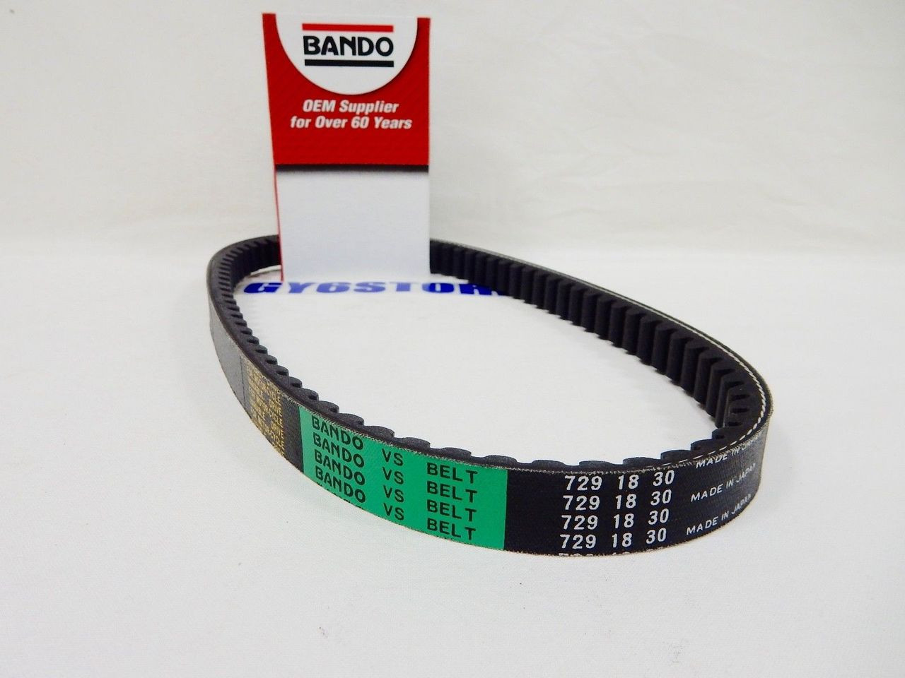 XL Belt Cross Section 19.600000000000001 Length D/&D PowerDrive 196XL050 Timing Belt Rubber
