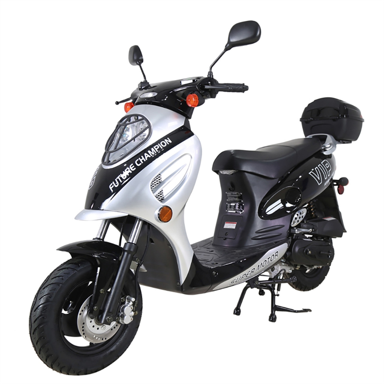 TAOTAO (CY50A) VIP 50cc QMB139 & POWERMAX 150cc GY6 SCOOTER COMPLETE on