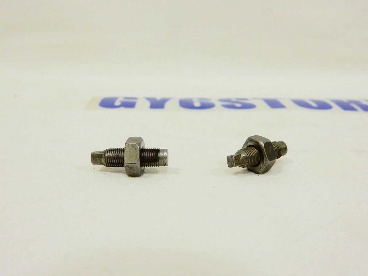 Gy6 valve adjustment