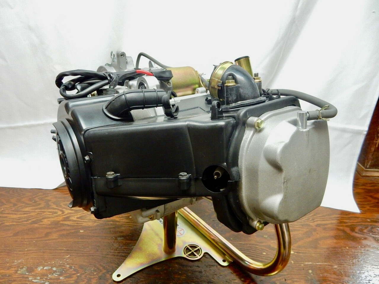 GY6 172cc LONG CASE (61mm BORE) BORE COMPLETE ENGINE