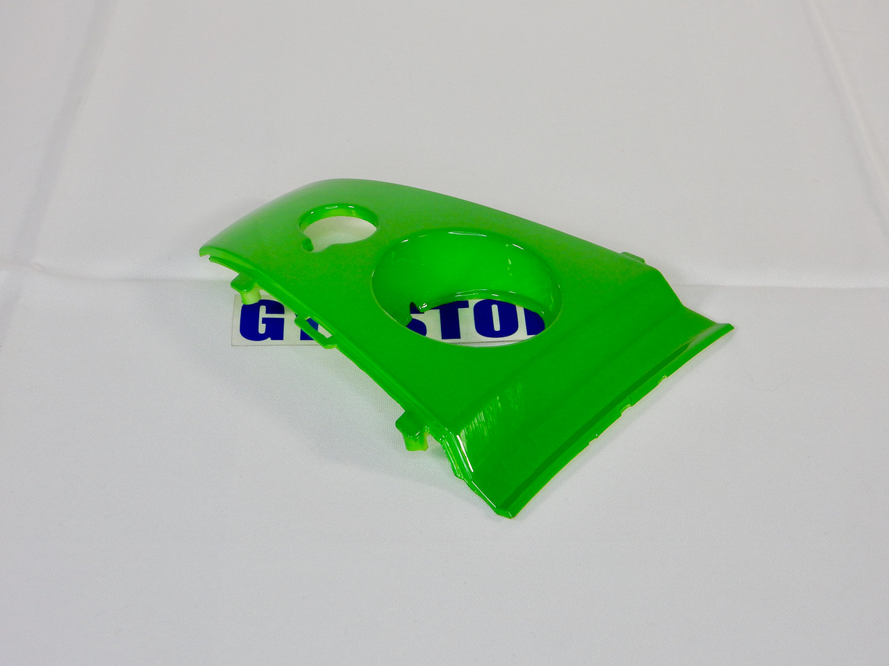 TAOTAO 50cc ATM PONY SPEEDY SCOOTER CENTER REAR BACK PLASTIC (GREEN) *OEM*