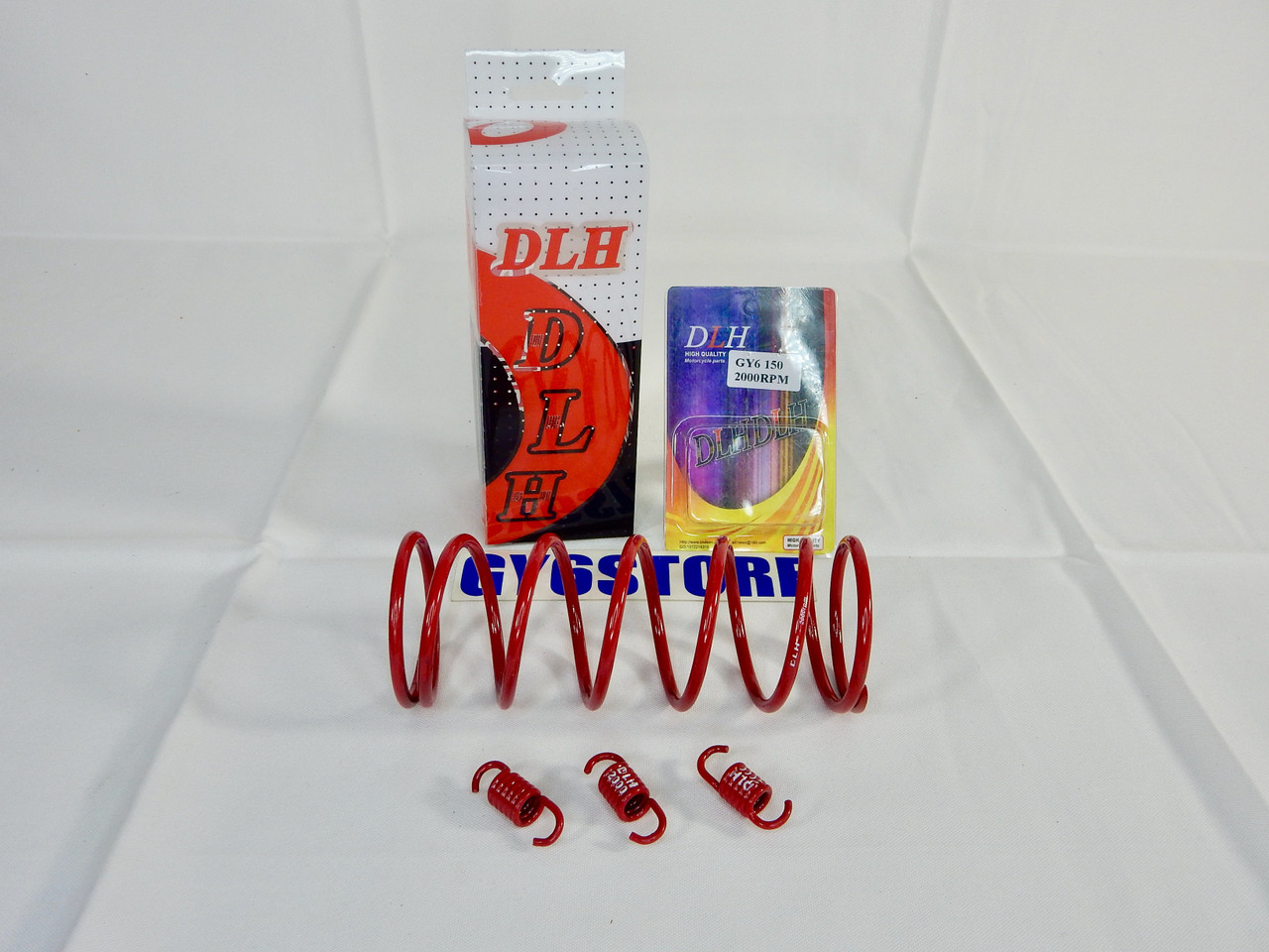 DLH 2000 RPM TORQUE & CLUTCH SPRINGS SET 150cc - 232cc QMB139 SCOOTER