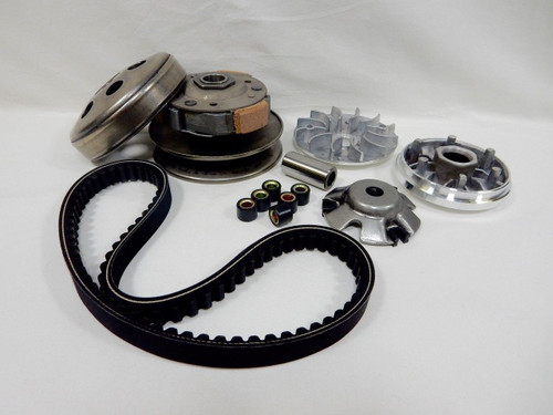 SCOOTER PARTS - CLUTCH / TRANSMISSION - 125cc - 232cc (GY6