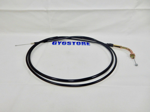 SCOOTER 150cc GY6 OKO KOSO MIKUNI FLATSIDE CARBURETOR PWK THROTTLE CABLE 79""