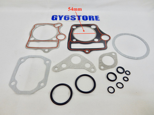 90cc 47mm CYLINDER HEAD FOR CHINESE ATVS DIRT / PIT BIKES
