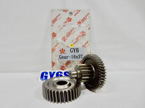 N-MP-03506 Details about  /GEAR SET 16T 38T GY6