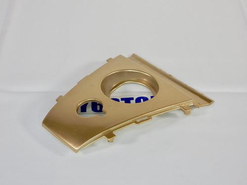 TAOTAO 50cc ATM PONY SPEEDY SCOOTER CENTER REAR BACK PLASTIC (GOLD) *OEM*