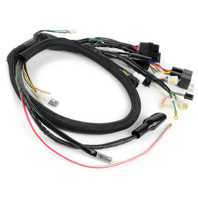 HONDA METRO RUCK TO GY6 CONVERSION WIRING HARNESS BY MAKOA (PLUG AND PLAY)