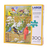 Songbird Menagerie (300 Large Piece Puzzle)