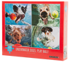 Underwater Dogs: Play Ball Jigsaw Puzzle