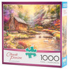 Brookside Retreat 1000 Piece Jigsaw Puzzle