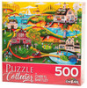 Red Barn Hill Golf Resort Jigsaw Puzzle