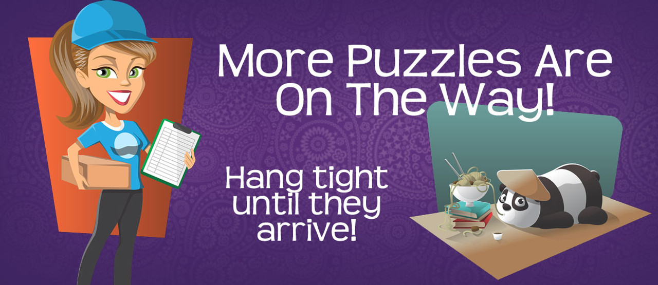 Puzzles are Coming
