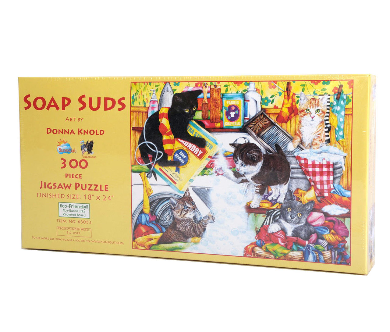 Soap Suds