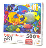 Sea Animal Jigsaw Puzzles to Cool You Down