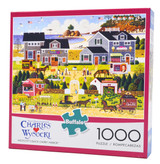 The Latest Charles Wysocki Jigsaw Puzzles