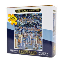 Salt Lake Winter Dowdle Puzzle