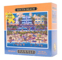South Beach (Dowdle Puzzle)