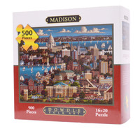 Madison (Dowdle Jigsaw Puzzle)