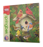 Feathered Retreat Jigsaw Puzzle