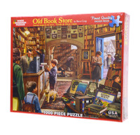 Old Book Store Jigsaw Puzzle