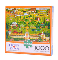 Uncle Jack's Topiary Tendencies Wysocki Puzzle