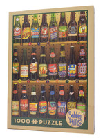 Beer Collection Puzzle from Cobble Hill