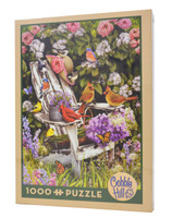 Summer Adirondack Birds Puzzle from Cobble Hill