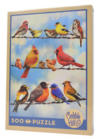 Birds on a Wire Puzzle from Cobble Hill