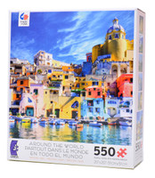Procida, Italy - Around the World