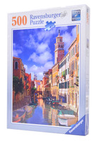 In Venice (500 Piece Ravensburger Puzzle)
