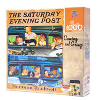 Saturday Evening Post - Coming and Going