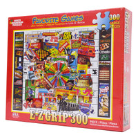 Favorite Games (300 Large Piece Puzzle)