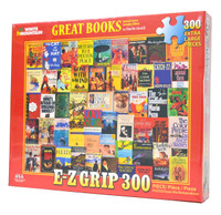 Great Books Large Piece Puzzle