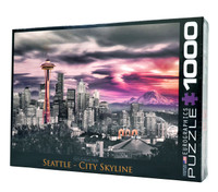 Seattle - City Skyline