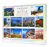 Around the World 10-in-1 Collection
