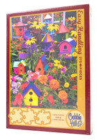Birdhouses (275 Large Piece Easy Handling Puzzle)