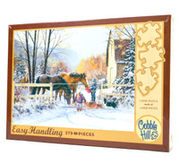 First Snow (275 Large Piece Easy Handling Puzzle)