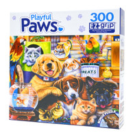 Home Wanted - 300 EZ Grip Large Piece Puzzle