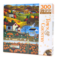 Autumn Morning (Large Piece Puzzle)