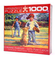 Let's Play Catch Jigsaw Puzzle
