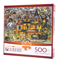 Trick or Treat Hotel (Wysocki Puzzle)