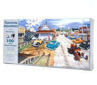Tracking Memories (Large Piece Puzzle)