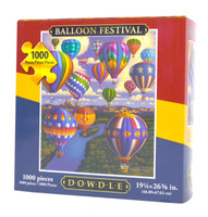 Balloon Festival (1000 pc)