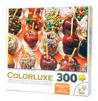 Colorful Candied Apples