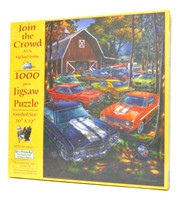 Join the Crowd Jigsaw Puzzle
