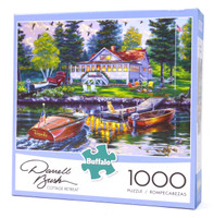 Cottage Retreat Puzzle